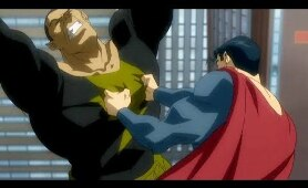 Superman vs Black Adam | The Return of Black Adam