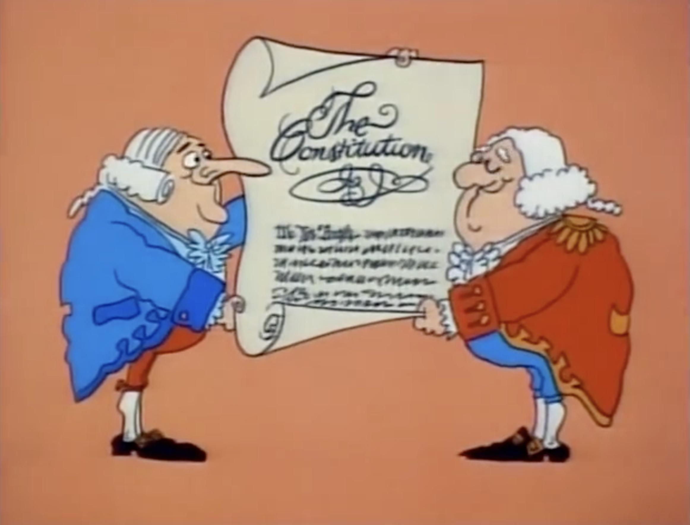 Schoolhouse Rock- The Preamble