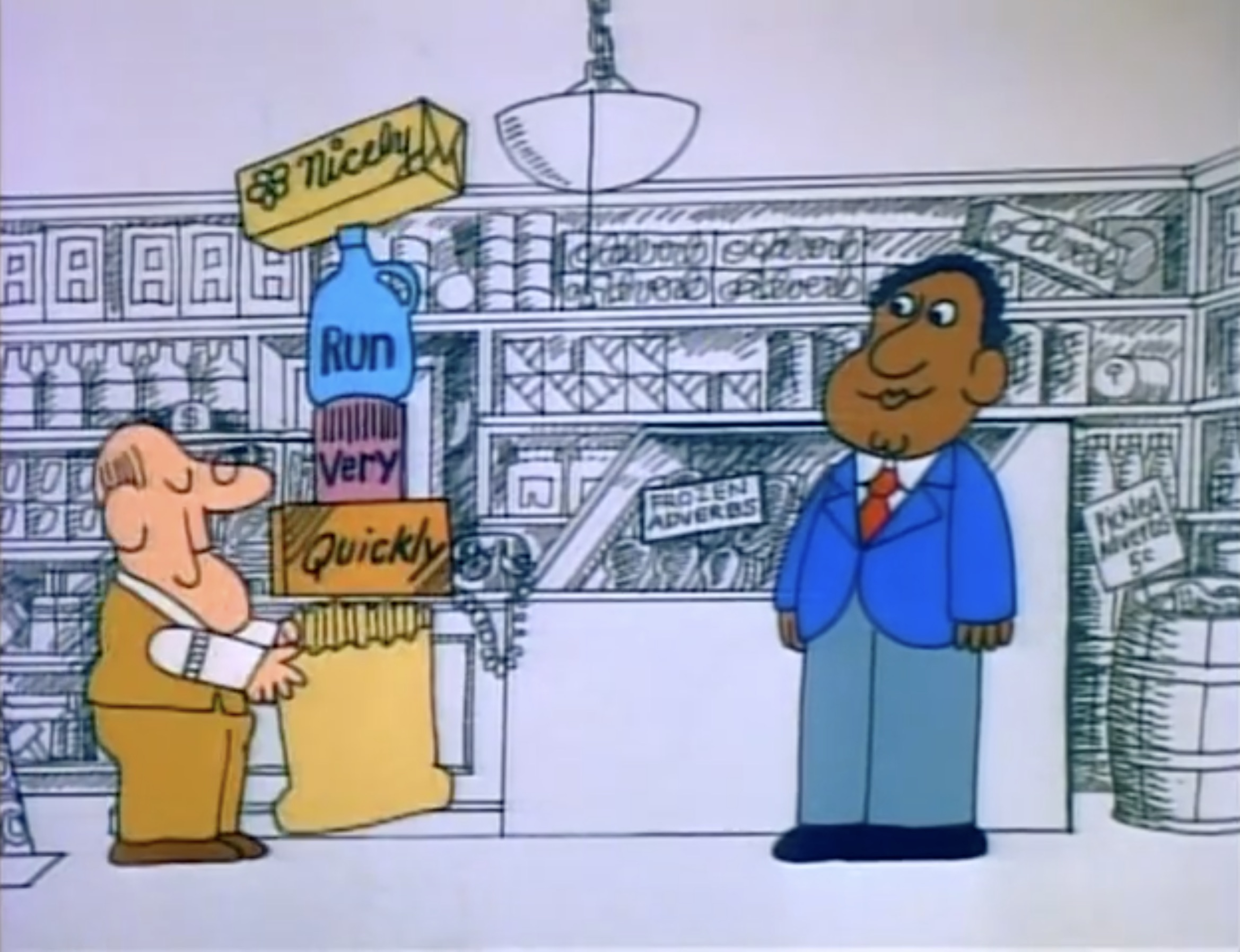 Lolly Lolly Lolly Get Your Adverbs Here - Schoolhouse Rock