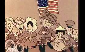 Schoolhouse Rock - ''The Great American Melting Pot''