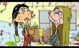 Ed, Edd'n, Eddy's Hanky Panky Hullabalo cure everyone scene