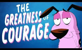 Courage The Cowardly Dog Was A Strange Masterpiece
