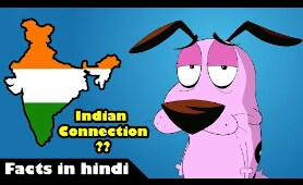 Facts about courage the cowardly dog in hindi | Hindi Dubbing Actors, Indian Connection | a2f