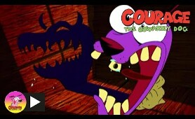 Courage the Cowardly Dog   Shadow Monster   Cartoon Network