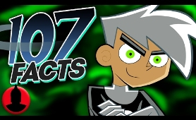 107 Danny Phantom Facts YOU Should Know! | Channel Frederator