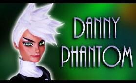 Custom Danny Phantom Art Doll