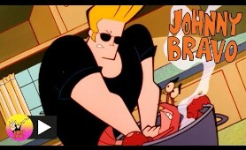 Johnny Bravo | Lobster Fights Back | Cartoon Network