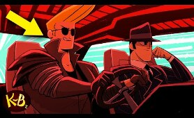 SAMURAI JACK ❌ JOHNNY BRAVO - CROSSOVER-UL DE CARE CARTOON NETWORK ARE NEVOIE!