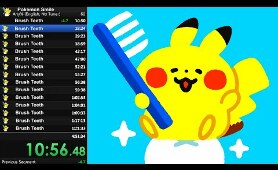 Pokemon Smile - World Record Speed Run