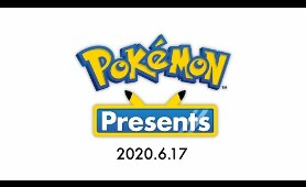 【公式】ポケモン新作発表会 Pokémon Presents 2020.6.17