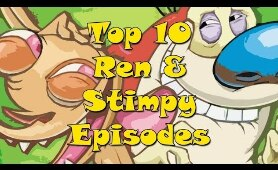 Top 10 Ren & Stimpy Episodes