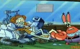 Spongebob Restraining SpongeBob