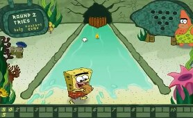 Spongebob Bowling Games   Spongebob